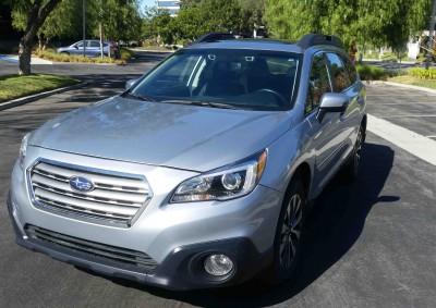 2015 Subaru Outback Limited  43000ml
