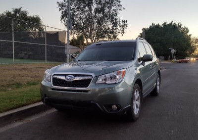 2014 Subaru Forester Limited  27560ml